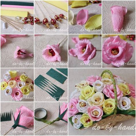 How To Make A Paper Roses In Step By Step - paper how to part 9