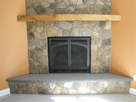 flagstone fireplace fireplace stone thin natural veneer by stoneyard