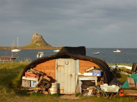 Big Boat Shed by Panoramio Photo Of Boat Shed Lindisfarne