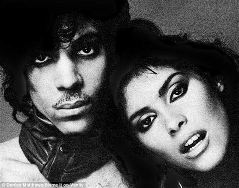 Vanity And Prince Relationship by Prince Vanity His True