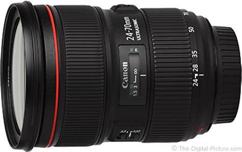 canon ef 24 70mm f/2.8l ii usm lens review