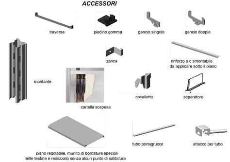 ripiani metallici per scaffali scaffali metallici ad incastro idee di design per la casa