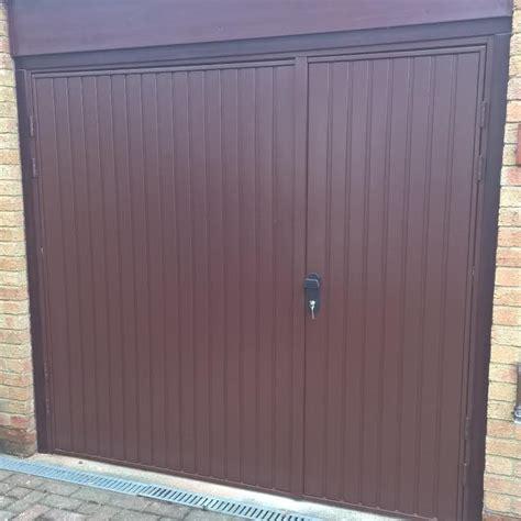 Cardale Steel Side Hinged Garage Door Installation Wantage Garage Side Entry Doors