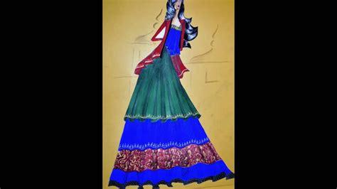 fashion design themes portfolio fashion illustration portfolio theme malang youtube
