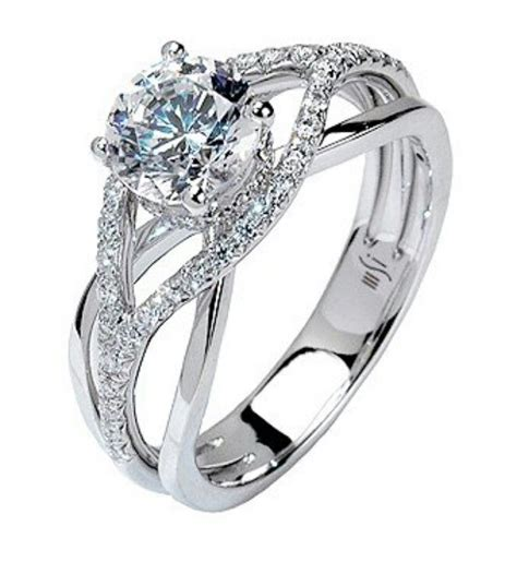 Pretty Engagement Rings by Unique Wedding Ring When I Say I Do