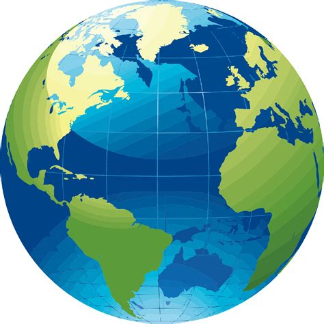 map world globe clipart world map