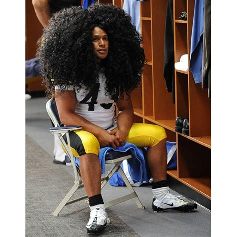 american football haircuts funniest footballers hairstyles football forums at