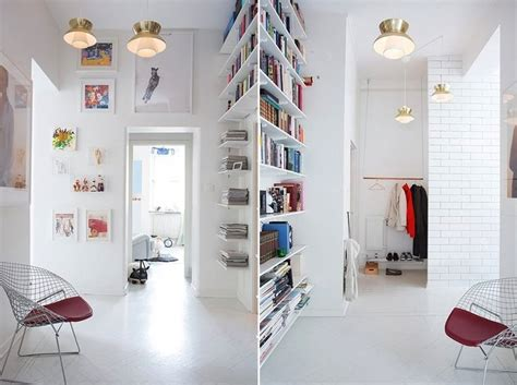 modern swedish apartment  snazzy scandinavian charm