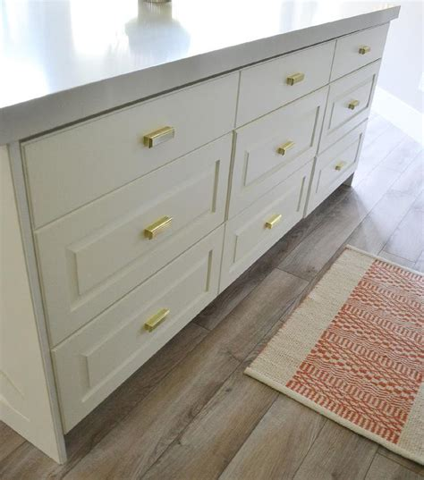 kitchen island drawers kitchens ivory rug design ideas