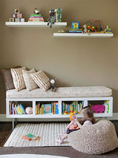 kids reading bench bedroom storage solutions bookcases benches and for kids