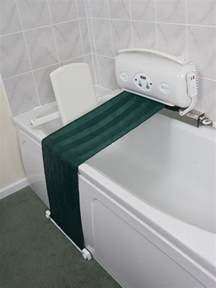 wheelchair assistance bath lift for the disabled