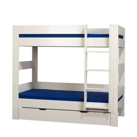 Prices For Bunk Beds Furniture To Go World Bunk Bed In White Review Compare Prices Buy