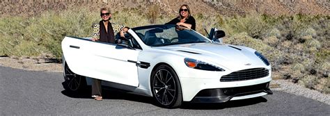 Aston Martin Palm Springs by 2014 Aston Martin Vanquish Volante Review Vroomgirls