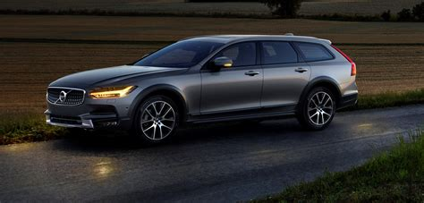 volvo  cross country revealed high riding swede bound  australia