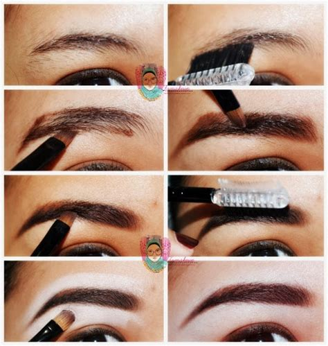 tutorial alis dan eyeliner look eyebrow tutorial frmakeup