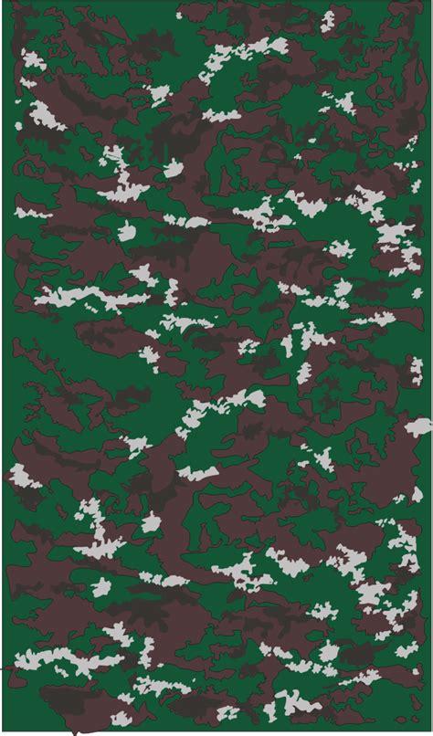 Tni Kain Loreng motif warna loreng seragam tni ad terbaru pakaian dinas