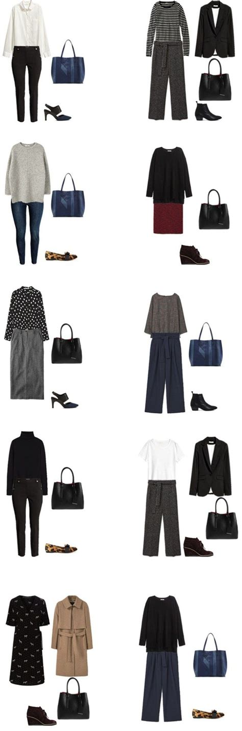 capsule wardrobe 2016 70 best 2016 capsule wardrobes and outfits images on