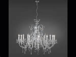 nella vetrina italamp 280 12 swarovski crystal chandelier