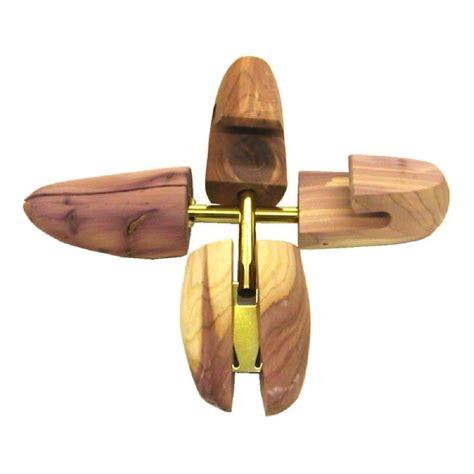 rochester 1010 s deluxe cedar shoe tree great pair