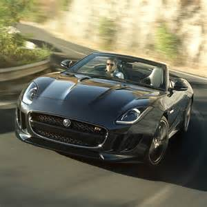 Who Manufactures Jaguar Cars Jaguar F Type Makes Official Debut Refined