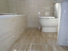 Tiling A Bathroom by Tiling