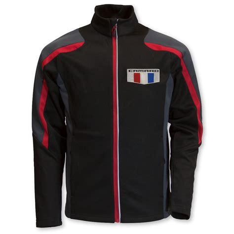 camaro racing jacket camaro six colorblock fleece jacket chevymall