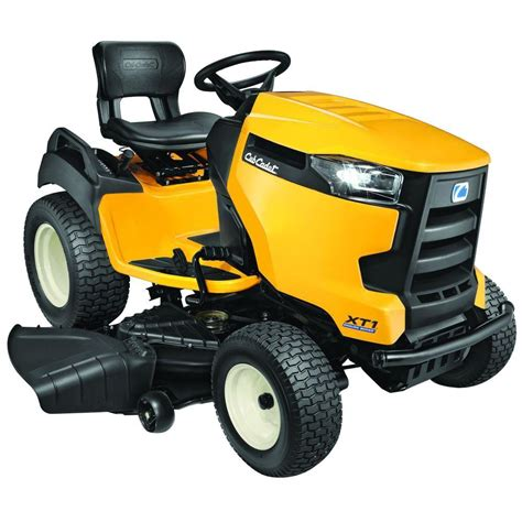 cub cadet xt1 enduro series gt 50 in 25 hp v kohler
