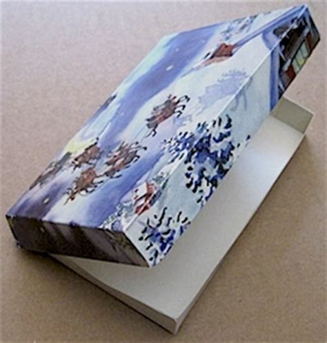 Greeting Card Box Template by Free Gift Box Templates Gift Box Greeting Card Box