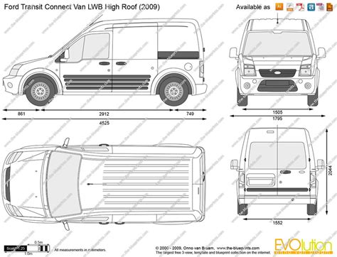 interior dimensions ford transit connect interior dimensions image 58