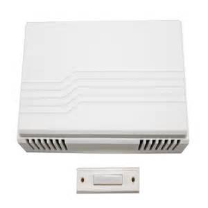 broan nutone 971 white front door bell doorbell accessory