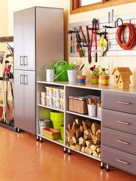 Kitchen Cabinet Storage Solutions by Garage Storage Ideas How To Organize Your Garage