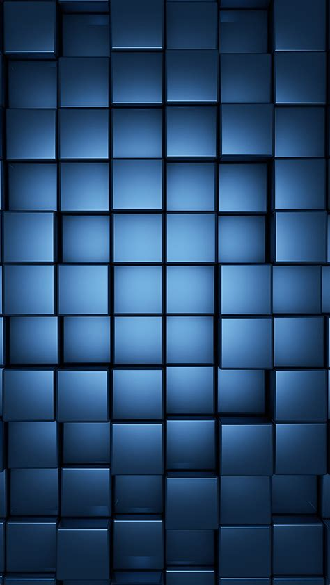 elegant wallpaper for iphone 5 elegant 3d blue cubes iphone 6 6 plus and iphone 5 4