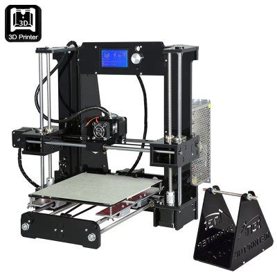 wholesale anet a6 diy 3d printer kit from china