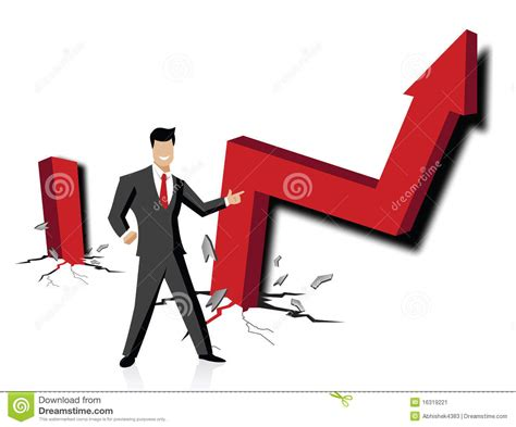 business breakthrough business breakthrough stock image image 16319221
