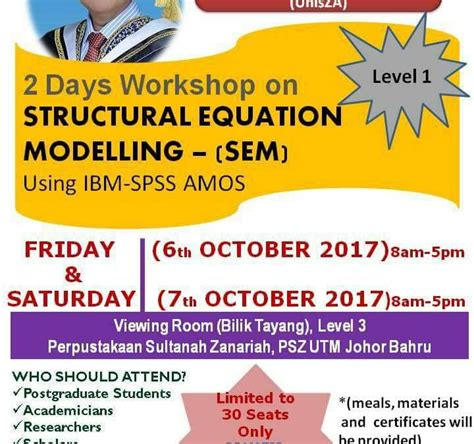 Structural Equation Modelling Sem structural equation modelling sem using ibm spss