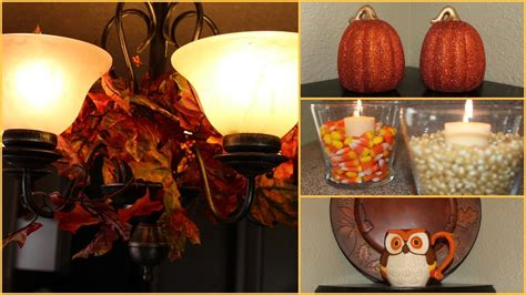 easy fall decorating updates and a giveaway finding easy diy fall decorations giveaway youtube