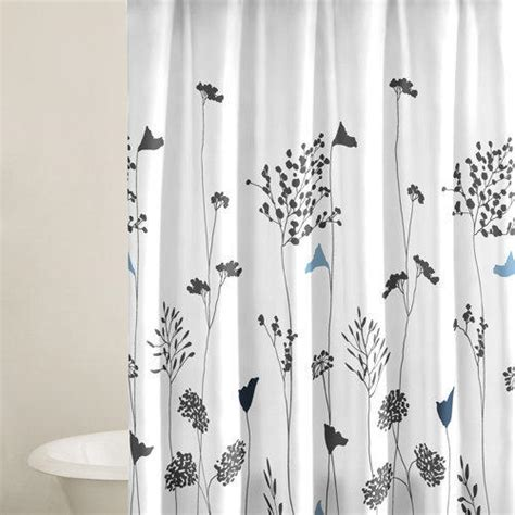 lily shower curtain perry ellis asian lily shower curtain in from wayfair