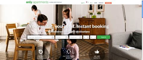 only appartments only apartments lancia un nuovo sito web con oltre 130mila