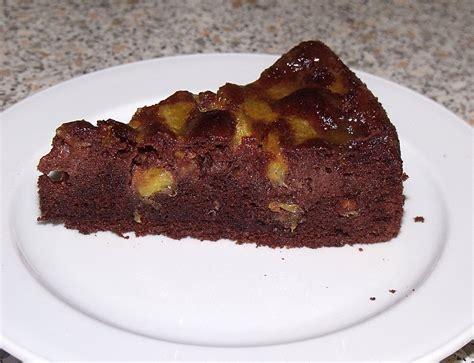 kuchen schoko schoko orangen kuchen rezept mit bild tifi20