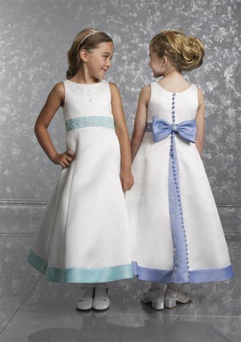 flower girls dress patterns wedding