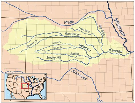 map of oregon trail through kansas fall 2011 news from k state agricultural economics