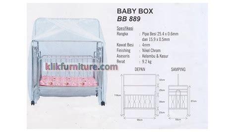 Kelambu Bayi Murah Merk Box jual baby box besi psp ayun kelambu agen furniture
