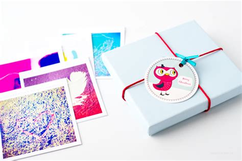 Diy Gift Cards - diy instacards say yes