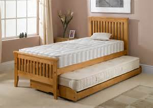 Guest Bed And Mattress Guestbed Single Guest Bed Inc Mattresses Light
