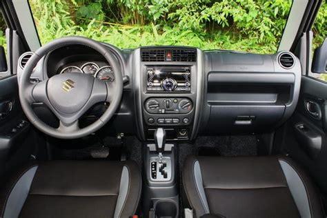 Suzuki Jimny Interior Suzuki Jimny 2017 Specs Price Release Date Redesign