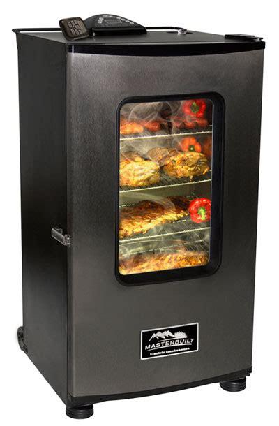 masterbuilt portable electric smokehouse smoker wood chip meat window bbq ebay