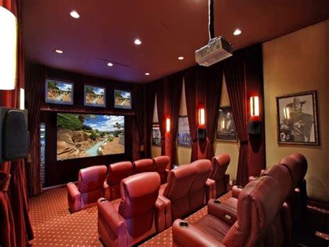 las vegas luxury homes home theaters media rooms