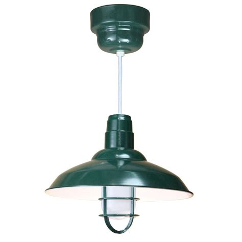 green fluorescent light illumine 1 light ceiling green fluorescent pendant cli 438