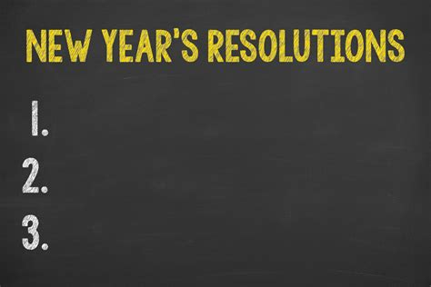 cerritos infiniti how to set new year s resolutions you