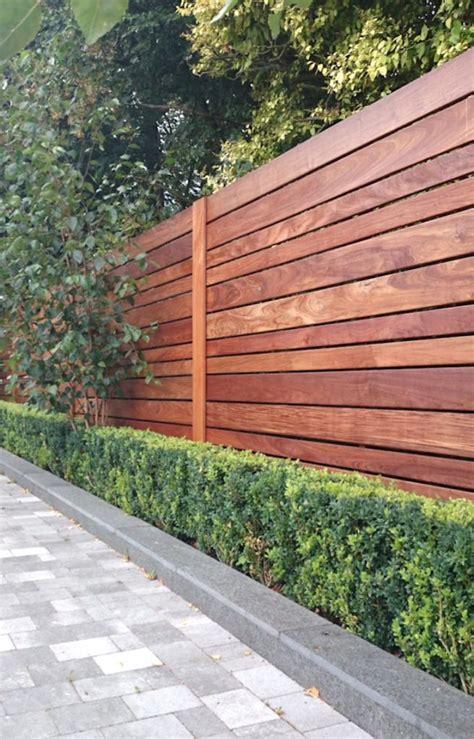beautiful modern fence design ideas modern fence design